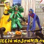 Gottsu ee Kanji – Pięciu Wojowników (10 części)